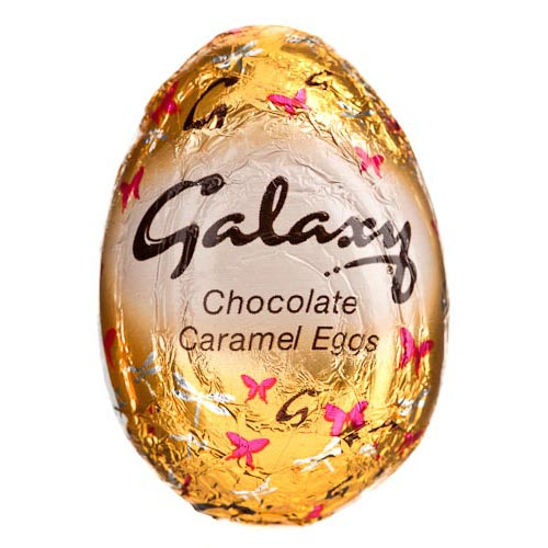 Galaxy Caramel Egg – 3 for 2.50 | Buy Party items and ...