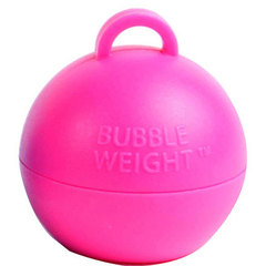 buy Pink Bubble Weight