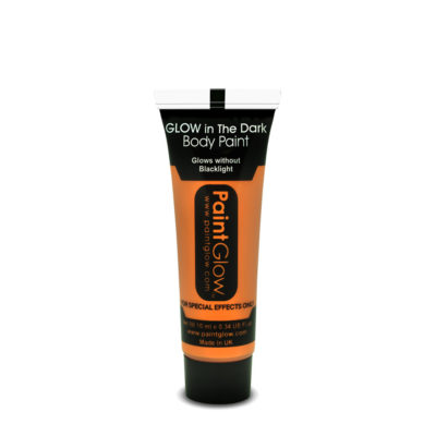 buy Glow In The Dark Body Paint - Orange