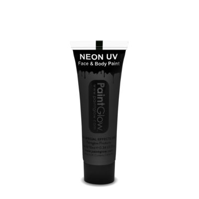 buy Neon UV Face & Body Paint - Black