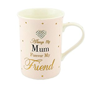 buy Always My Mum Forever My Friend Mug