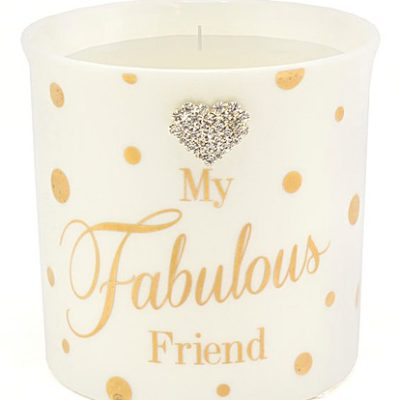 buy My Fabulous Friend Candle