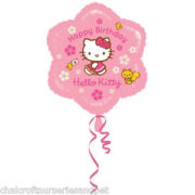 compra Pink Hello Kitty Foil Balloon