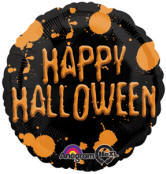 compra Metalic Happy Halloween Foil Balloon