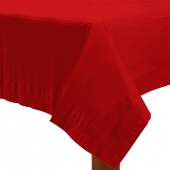 compra Apple Red Paper Table Cover