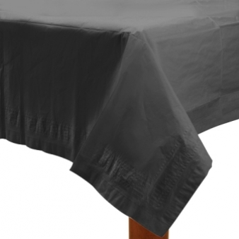 compra Jet Black Paper Tablecover