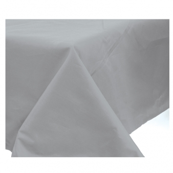 compraSilver Paper Table Cover