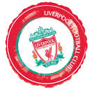 buy Liverpool Football club foil balloon