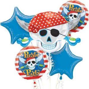 buy Pirate Balloon Bouquet