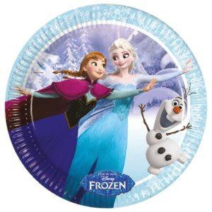 buy 6 Paper Frozen Plates