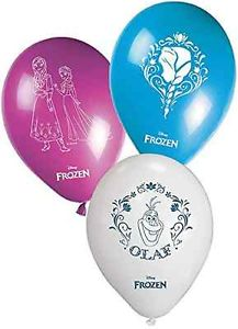 buy Frozen Latex Balloons