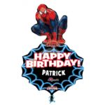 buy Personalized Spiderman Supershape