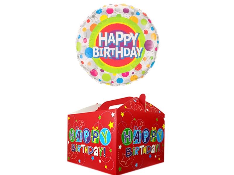 Buy Happy Birthday Box Unisex