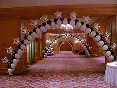 buy Fishbone Helium Filled Arch
