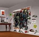 buy Zombie Halloween Scene Setter