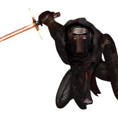 buy Star Wars Kylo Ren 70 AirWalker Foil Balloon