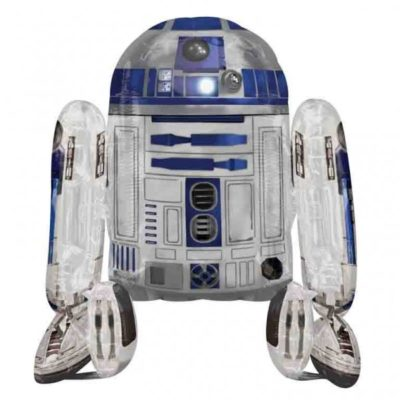 buy Star Wars R2D2 Airwalker Foil Balloon