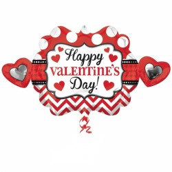 buy HAPPY VALENTINE'S DAY HEART MARQUEE SHAPE