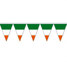 buy St Patrick's Day Triangular Bunting
