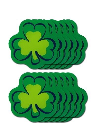buy 12 Shamrock Cutouts