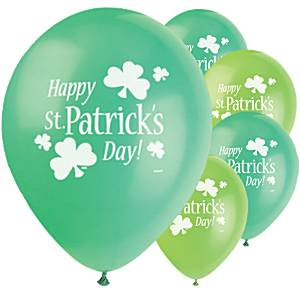 buy Happy St. Patrick's Day! 8 pack latex