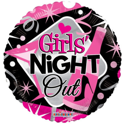 buy Girls Night Out Foil Balloon