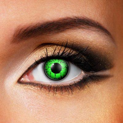 Halloween Contact Lenses/ Lentillas de contacto fantasía