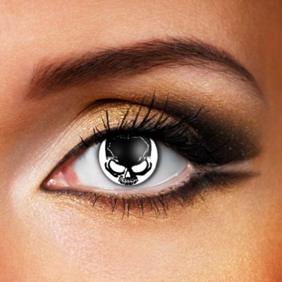 buy Skull Eye Contact Lenses