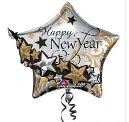 buy Happy New Year Multi-Balloon