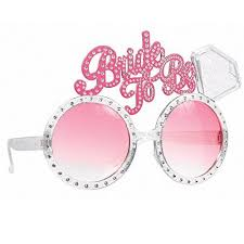 buy Bride to be Fun Shades Hen Party