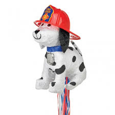 buy Fire Dog Chief Pinata (Paw Patrol)