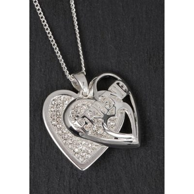 buy Friend Heart Necklace