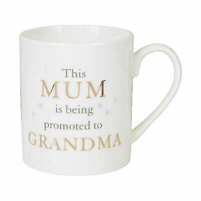 buy Bambino Mug - This Mum Is Being Promoted To Grandma