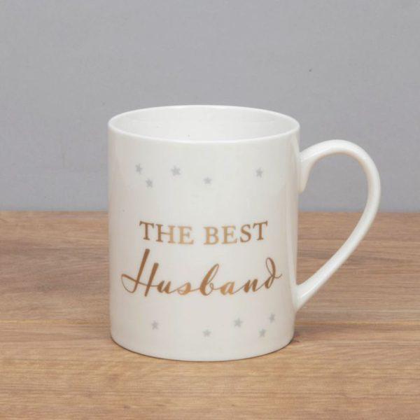 buy China Reveal Mug - The Best Husband Daddy