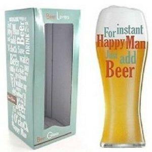 buy Beer Lovers Beer Glass