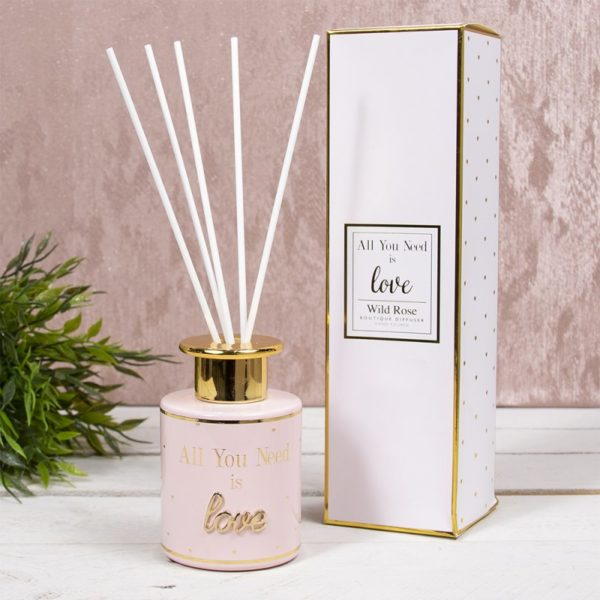 buy All You Need Is Love Wild Rose Boutique Diffuser
