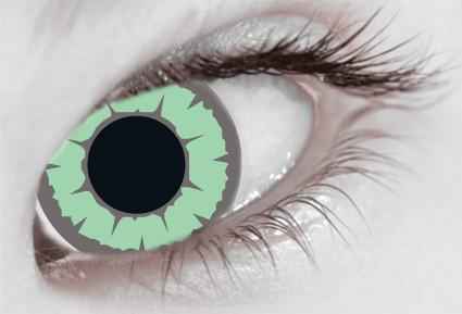 buy Green Temptress (1 Day Use) Eye Accessory