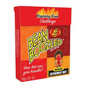 buy NEW !!! Jelly Belly Beanboozled Flaming Five Box 45g