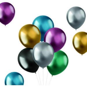 Balloons Shine Intense 33cm - 10 pieces